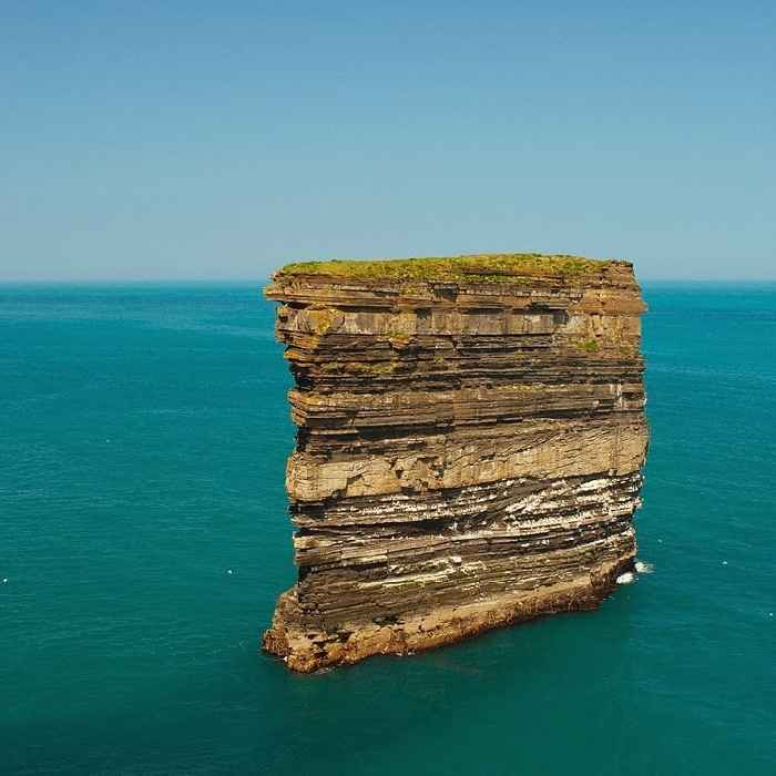 pila del mar Dun Briste, Irlanda