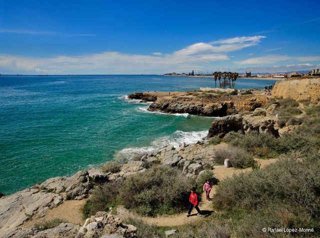 Playa del Milagro, Tarragona