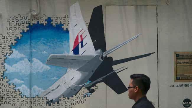 puzle en la búsqueda del vuelo MH370