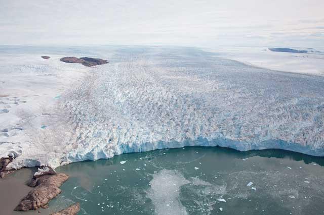 resistencia de las capas hielo