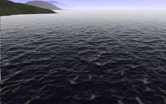 superficie del océano y clima