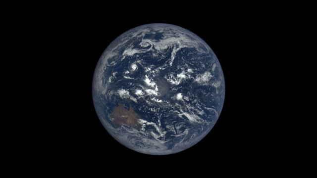 La Tierra por NASA DSCOVR