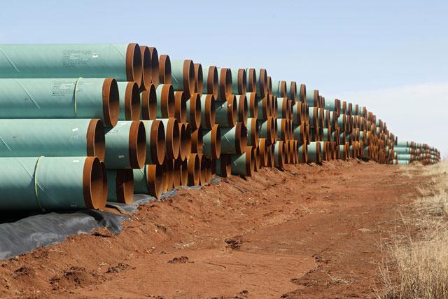 tuberías para el gaseoducto Congo-Angola