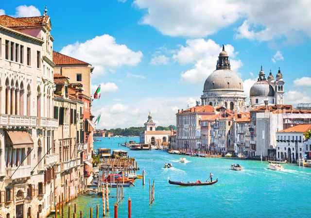 Enjambres de robots explorarán los canales de Venecia