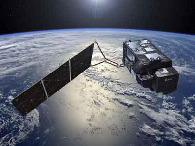 satélite Sentinel-3