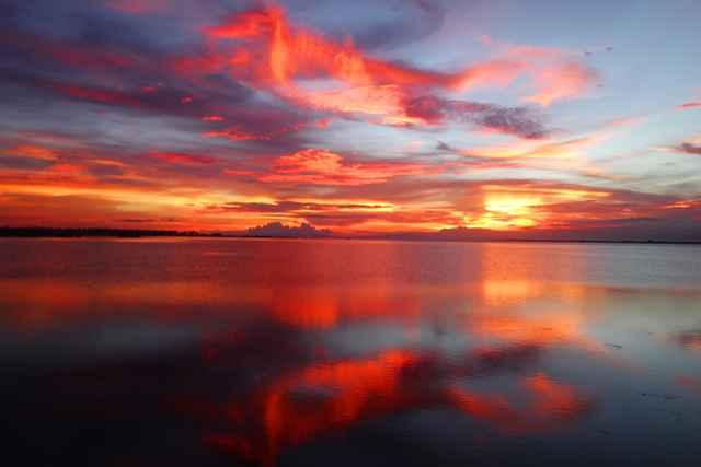 amanecer en Filipinas