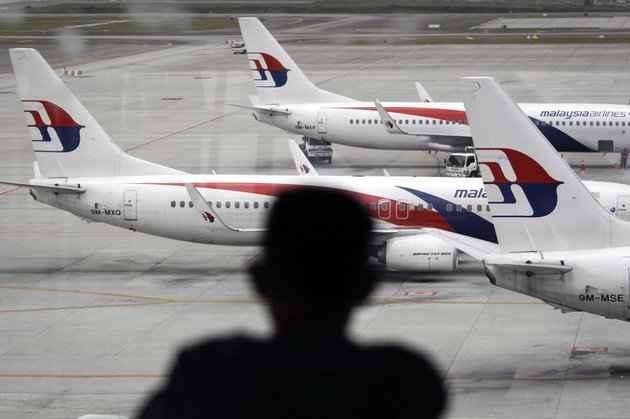 aviones de Malaysia Airlines
