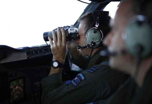 búsqueda del vuelo MH370