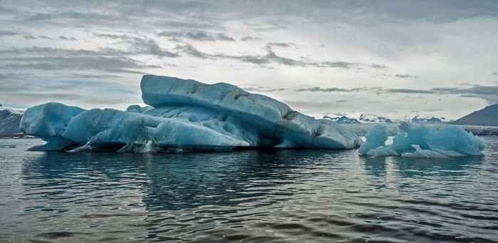 deshielo glaciar