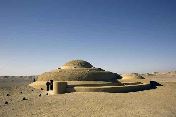 museo de las ballenas Wadi al-Hitan