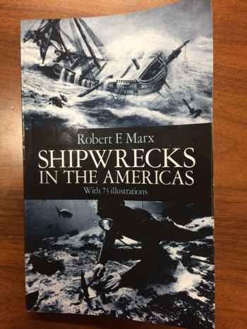 naufragios en América