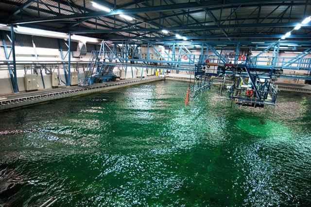 Ocean Cleanup, pruebas controladas