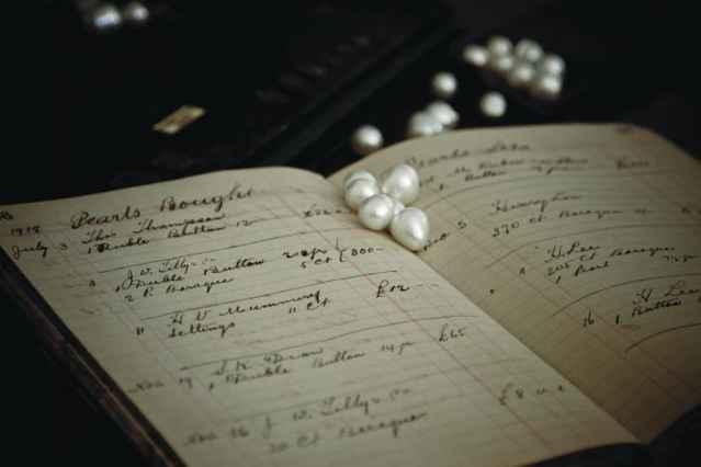 contabilidad de las perlas en Broome, Australia, durante la colonización