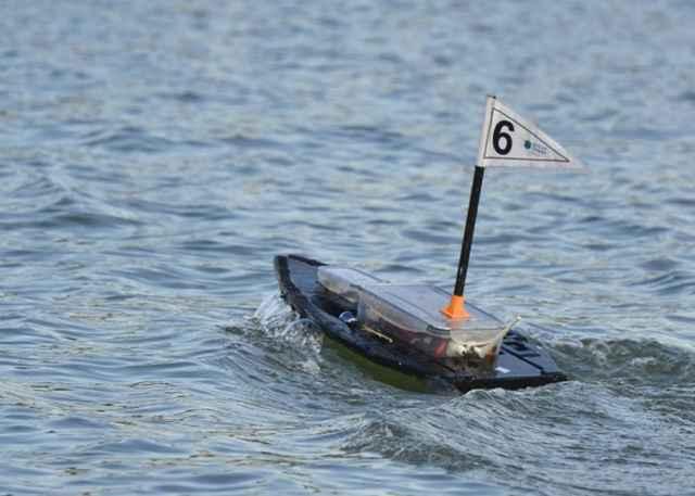 robot marino inteligente
