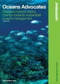 Informe abogados de los oceanos, Greenpece