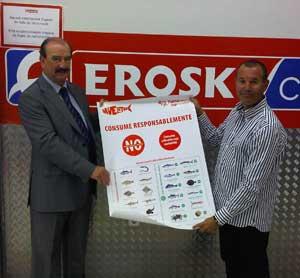 campaña Eroski y Palma Acuarium conservación del Atún rojo