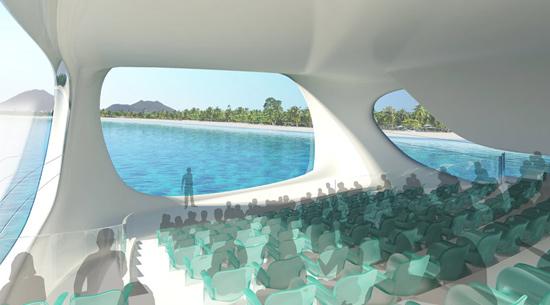 Centro de Investigación Marina para estudio tsunamis, Bali