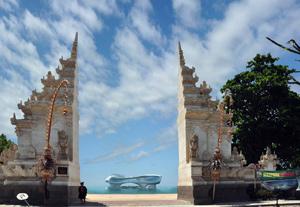 Centro de Investigación Marina para estudio de tsunamis, Bali
