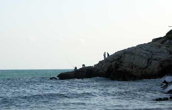 costa sur de Peñíscola