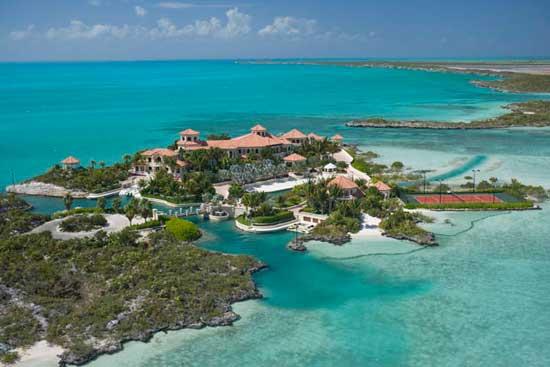 Cayo Esmeralda, Islas Turcas y Caicos