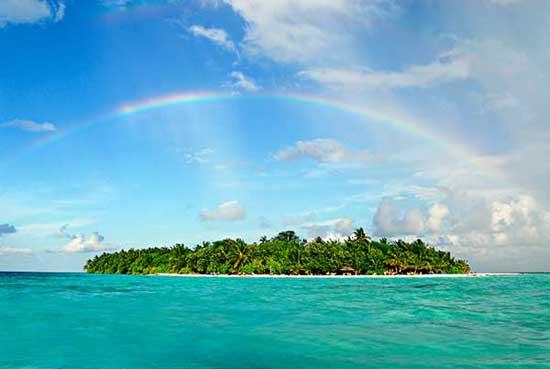 isla privada paradisiaca