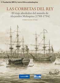 Las Corbetas del Rey, de Andrés Galera - portada
