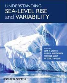 nuevo libro sobre la subida del nivel del mar