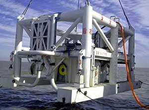 maquinaria para el nuevo parque eólico offshore en China