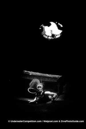 mistery wreck, de David Barrio