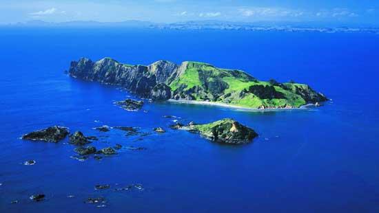 Motukawait, Nueva Zelanda