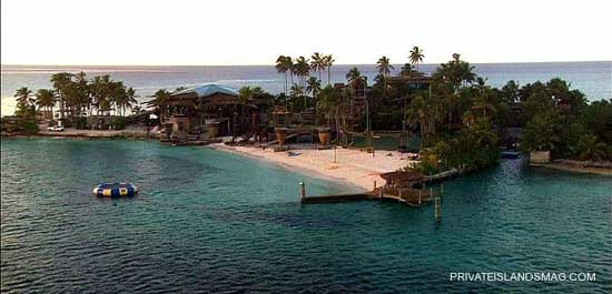 Nygard Cay, Bahamas