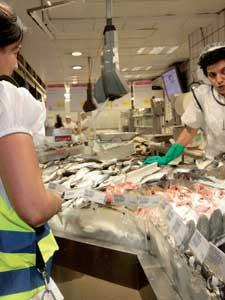 pescaderia, Greenpeace informe para el consumo responsable de pescado