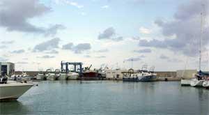 puerto de Benicarló, astilleros Orero