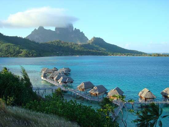 Sofitel Motu, Bora Bora