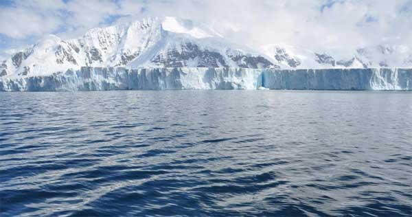 subida del nivel del mar, glaciares