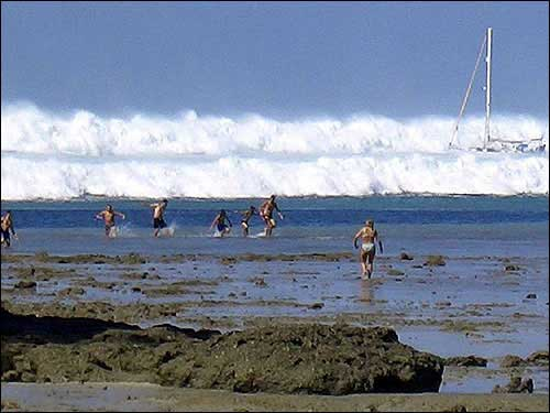 posible tsunami costa española