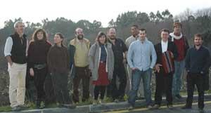 Grupo de la Univ. País Vasco, investiga murciélagos