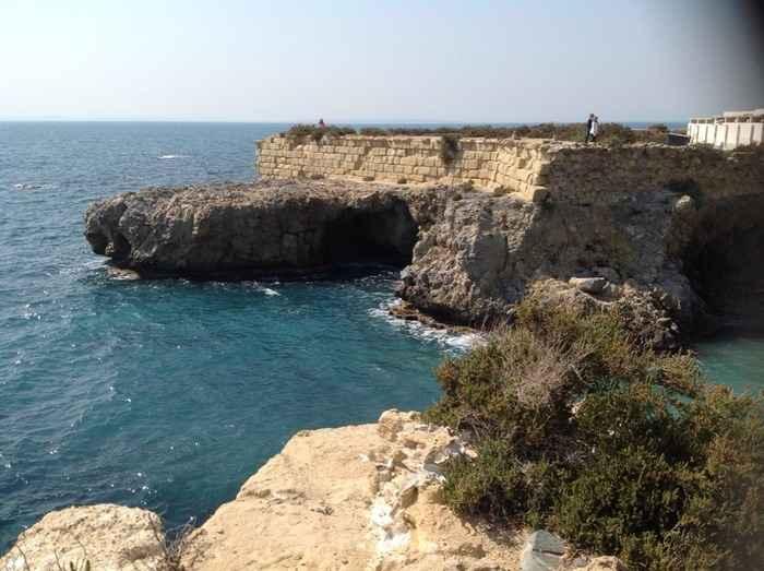 Cueva Llop Marí, Tabarca