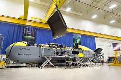 Echo Voyager de Boeing