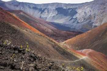 Cráter Haleakala
