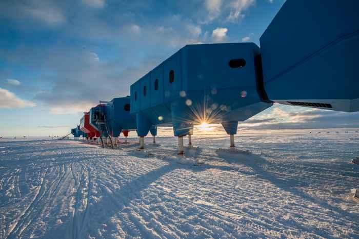 Estación de investigación polar Halley Research Station