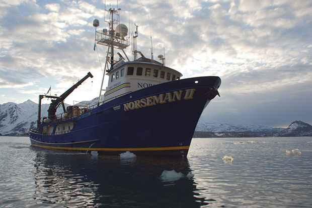 R/V Norseman II