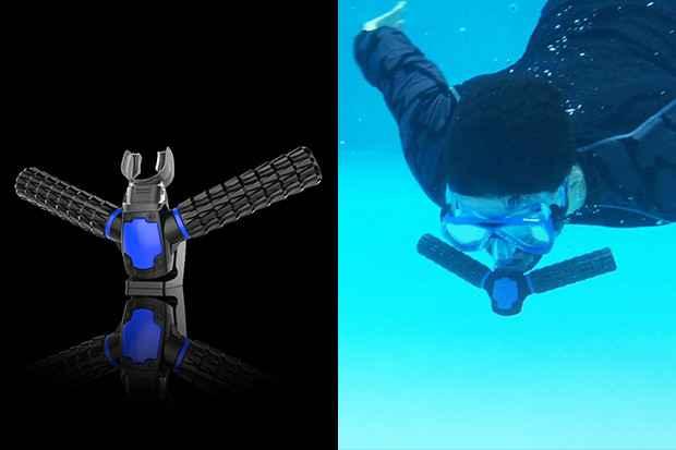 branquias artificiales Triton