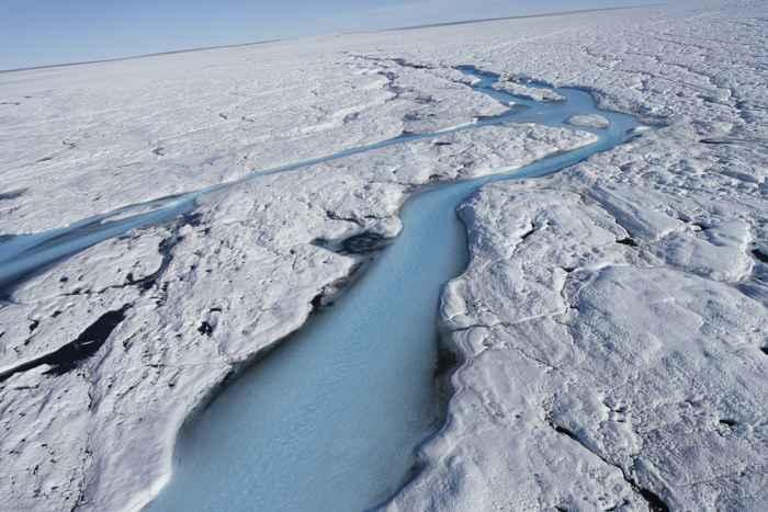 deshielo de Groenlandia