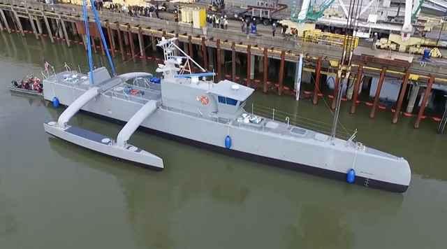 drone Sea Hunter
