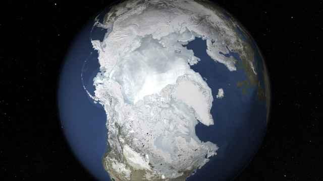 extensión del hielo marino en el Ártico 2015