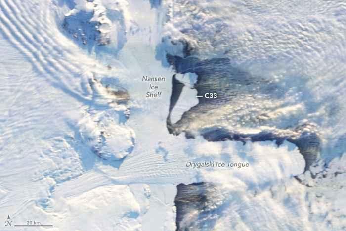 iceberg C3
