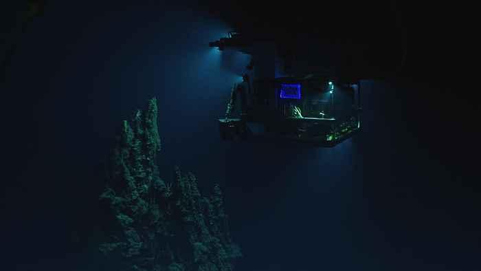 ROV Deep Discoverer