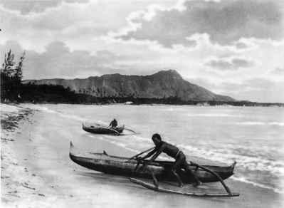 canoas polinesias
