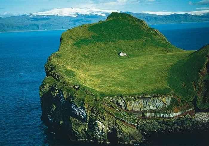 casa en la Isla de Elliðaey, Islandia
